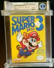 Super Mario Bros 3 Brothers Nintendo Nes Neuf Scellé près de comme Wata 9.4 A+