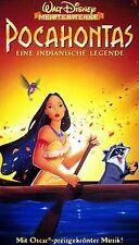 Pocahontas [VHS] von Walt Disney | DVD | Zustand akzeptabel