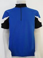 MAGLIA SHIRT CICLISMO BLU TG.XL CYCLING TEAM ITALY JERSEY BICI CYCLES BIKE I11