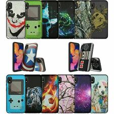 For Samsung Galaxy A10e / A20e Embossed Texture Protective Case - Cool Designs