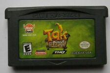 TAK AND THE POWER OF JUJU AGB USA NINTENDO GAME BOY ADVANCE CARTUCCIA