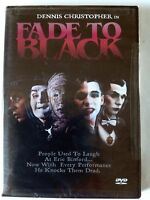 Fade to Black. Dennis Christopher ( DVD, 1999 ) REGION 1 /  FACTORY SEALED