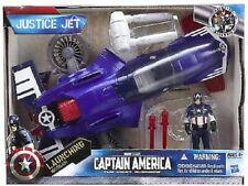 Marvel Legends Avenger Vehicle Captain America Justice Jet with Figure