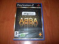SINGSTAR ABBA PS2 (PAL ESPAÑA PRECINTADO)