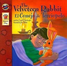 The Velveteen Rabbit/El Conejo de Terciopelo by Carol Ottolenghi, Jim Talbot (Paperback / softback, 2009)