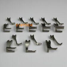 2 Sätze linke und rechte Reißverschlussfüße für Highlead Gc0618-1Sc Walking Foot
