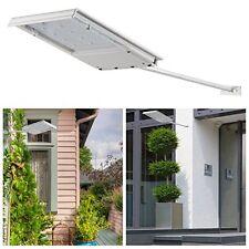 Waterproof Solar Powered 12 LED Security Night Light Wall Lamp Lighting Outdoor