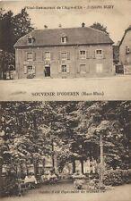 CPA Souvenir d'Oderen (Haut-Rhin) -Hotel Restaurant de l'Aigie d'Or . . (170598)