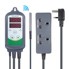 Inkbird Itc308 Digital WiFi Temperature Controller Thermostat Smart Control 220v