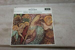 Lp mozart - requiem (elly ameling - horne- benelli...) decca set 302 (UK) 1966