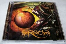 The RED CHORD - Fed Through the Teeth Machine CD   DEATH GRIND   +New & Sealed+