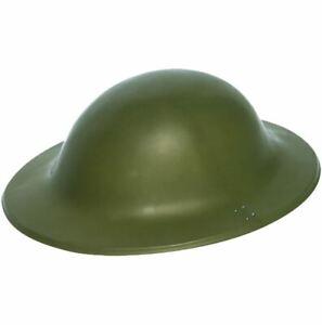 Adults Plastic Army Helmet Mens Book Week Party Wear Fancy helmet Accessory