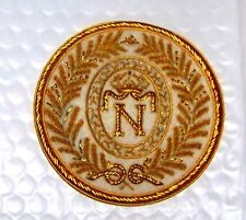 Napoleon Emperor France Royal King Kingdom Empire Cipher Monogram Crest Uniform