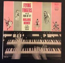 Marjorie Meinert on RCA CPM-116 – Flying Fingers for the Fun of It!  1965 Disc E