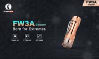Lumintop FW3C FW3A COPPER 2800 Lumens Cree XP-L HI 1a CW EDC Flashlight USA!