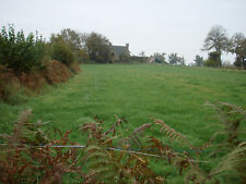 French Farmhouse Renovation Project and Land