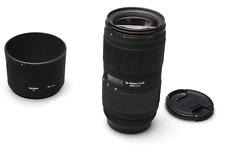 Sigma EX 50-150 mm F/2.8 II APO HSM DC f. Canon