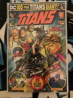 DC 100-Page Titans Giant!  # 1 - Wal-Mart Exclusive NM UNREAD