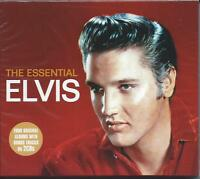 Elvis Presley - The Essential - Four Original Albums 2CD 2009 NEW/SEALED