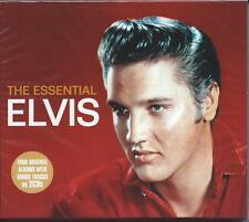 Elvis Presley - The Essential...Four Original Albums (2CD 2009) NEW/SEALED