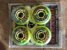 IRONMAN PRO EXTREME  REPLACEMENT ROLLERBLADE WHEELS