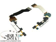 iPhone 4S Docking Lade Anschluss Flex Leitung Kabel Dock Konnektor weiß