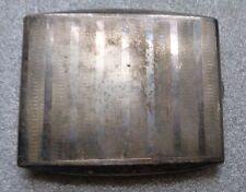 antique alpaca cigarette case