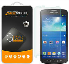 Supershieldz Tempered Glass Screen Protector Saver For Samsung Galaxy S4 Active