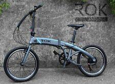 EX DEMO ROK Electric Folding Bike + 12 Months Warranty + Free Delivery