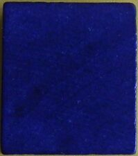 Single Scrabble Blue Wood Blank Tile Replacement Game Parts Pieces