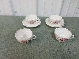 Vintage Karlsbad BBD Cups & Saucers