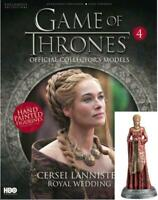 Game Of Thrones GOT Official Collectors Models #4 Cersei Lannister Royal Wedding