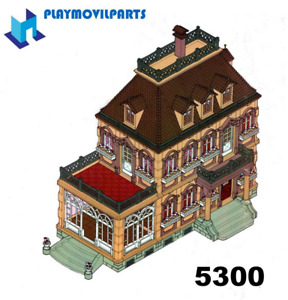 PLAYMOBIL  5300 VICTORIAN MANSION MKI   ><>       multi  25-3-21