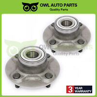 Rear Left or Right Wheel Hub & Bearing Pair Set For Nissan Stanza Altima 512016