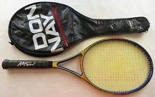 Andre Agassi Hand Signed Donnay Agassi Tennis racket Vintage Rare!