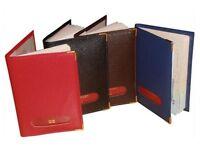 Étui  Passeport Protège-passeports de qualité en Cuir