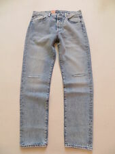 Levi's ® 501 CT Jeans Hose, W 32 /L 34, NEU ! CUSTOMIZED & TAPERED mit Rissen !