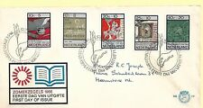 Nederland 1966 First Day cover used as illustrated fine condition.