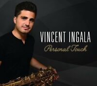 Vincent Ingala - Personal Touch [CD]