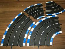 Cartronic Streckenteile Kurven innen auße 1:32 Club Revolution Slot Car Rennbahn