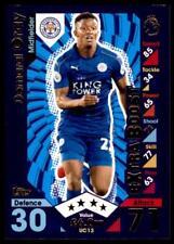 Match Attax 2016-2017 EXTRA Demarai Gray Leicester City Update Card No. UC13