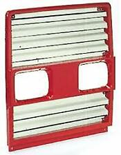 Calandra radiatore con griglie Trattori Fiat, modelli: 100.55C, 110.90 ed altri
