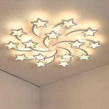LED Chandelier Modern Stars Ceiling Chandeliers Lighting For Living Room Bedroom