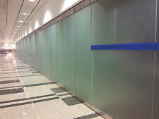 50cm x 2.5M Clear Sand blast Frosted Frosting Window Film Privacy Frost Glass