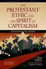 The Protestant Ethic and the Spirit of Capitalism by Max Weber (2010, Paperback)