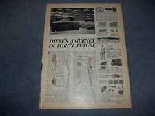 1963 Dan Gurney Wins Riverside Vintage NASCAR Race Highlights Article Galaxie