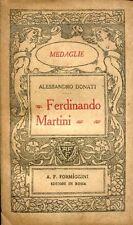 Alessandro Donati = FERDINANDO MARTINI