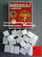 Pure Camphor Tablets (1 Box = 20 Packets of 4 Tablets)