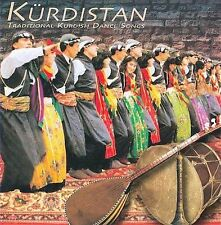 Kurdistan Authentic traditional Kurdish dance songs CD