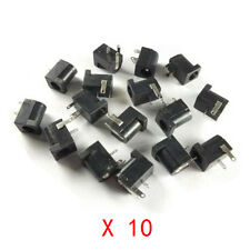 10Stk. DC-005 5.5x2.1mm Elektrisch Strombuchse Socket Stecker Outlet Steckdose